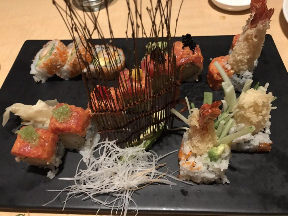 Jin's Fine Asian Cuisine & Sushi Bar: 329 Harvard St, Brookline, MA
