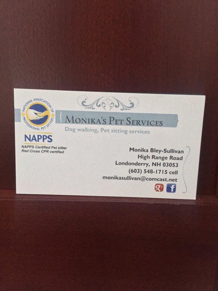 Monikas Business Card Yelp