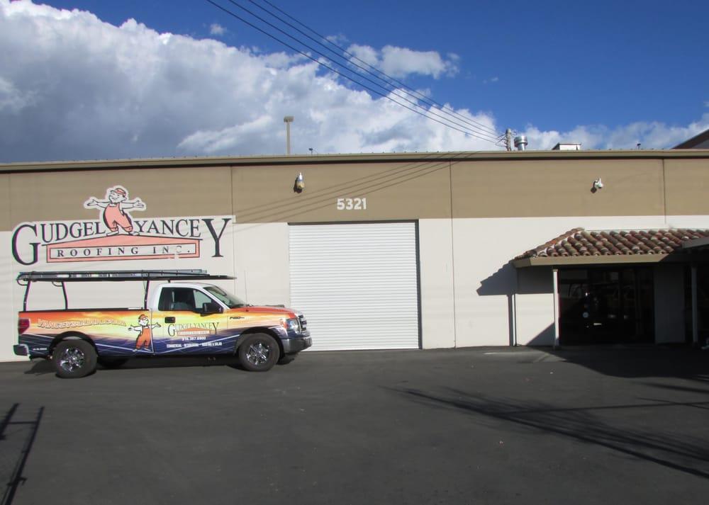 Gudgel Yancey Roofing Roofing 5321 84th St Sacramento