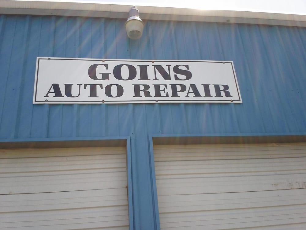 Goin's Auto Repair: 4204 Huntsville Rd, Florence, AL