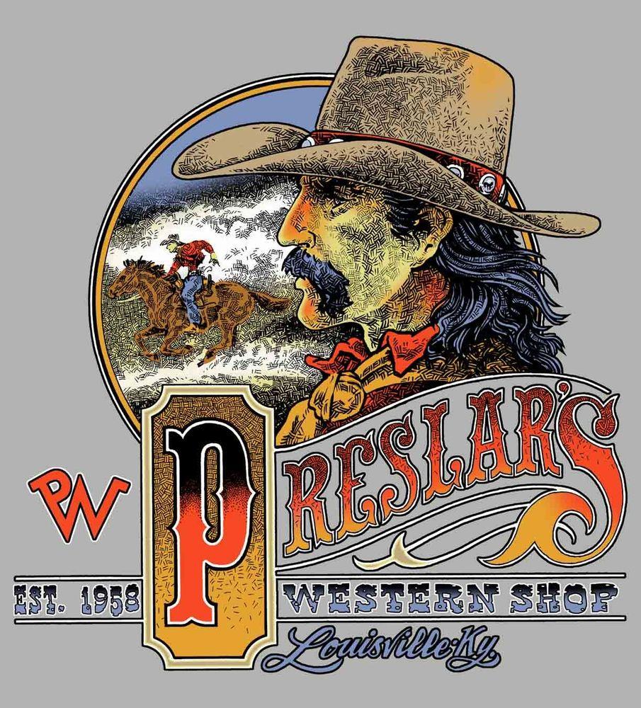Preslar's Western Shop