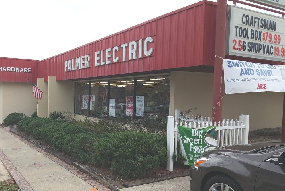 Palmer Electric Service & Hardware: 415 W Main St, Avon Park, FL