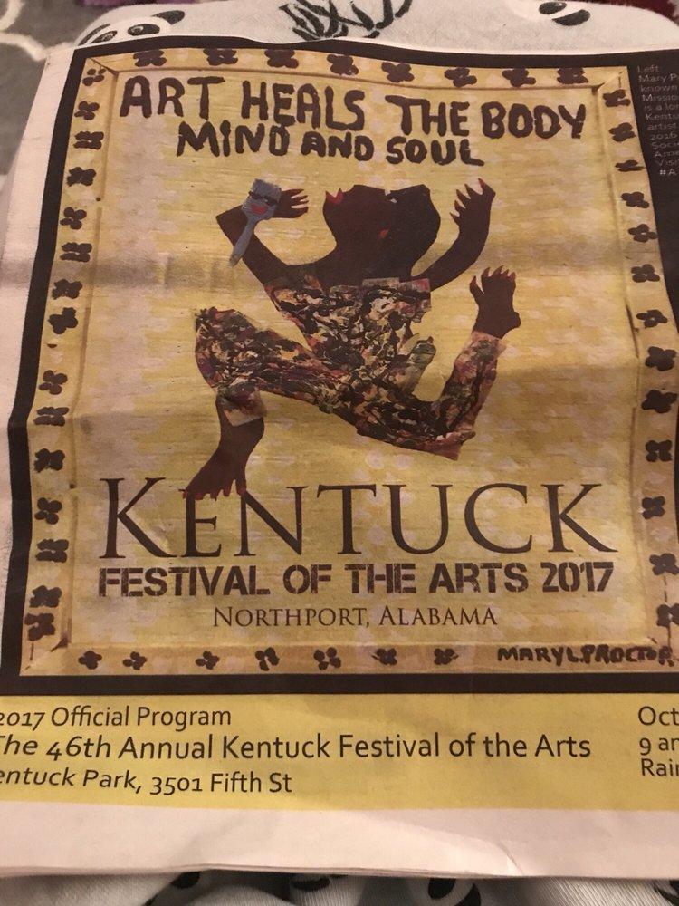 Kentuck Festival: Kentucky Park Rd, Northport, AL