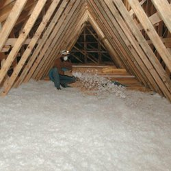 Photo Of Ray St. Clair Roofing   Fairfield, OH, United States. Cellulose