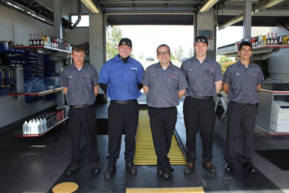 Oilstop Drive Thru Oil Change: 2210 Ashland St, Ashland, OR