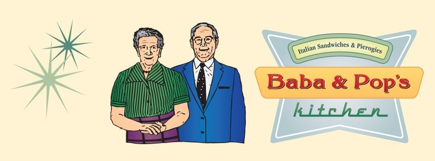 Baba & Pop's Handmade Pierogi: 4850 E 39th Ave, Denver, CO