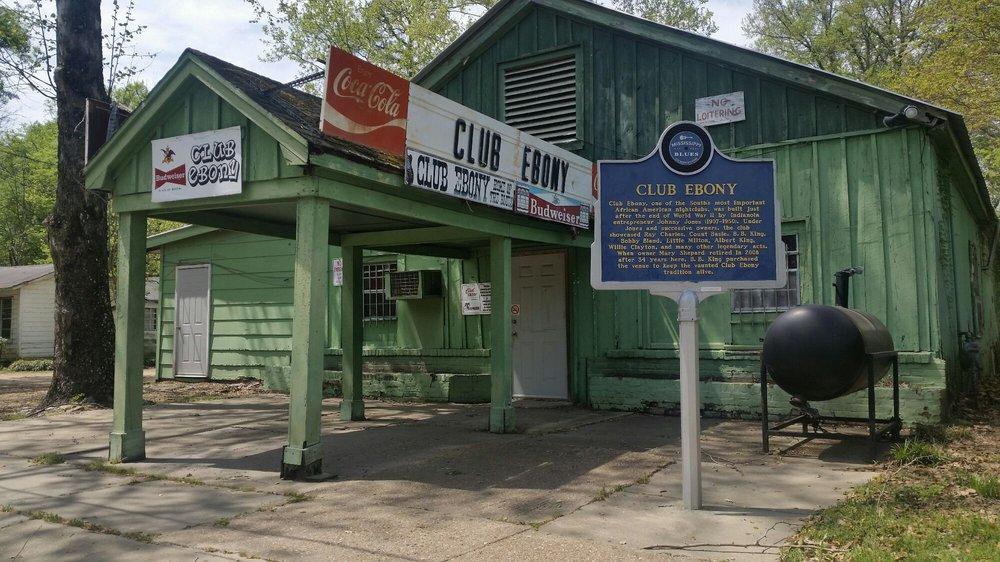 Club Ebony: 404 Hanna Ave, Indianola, MS