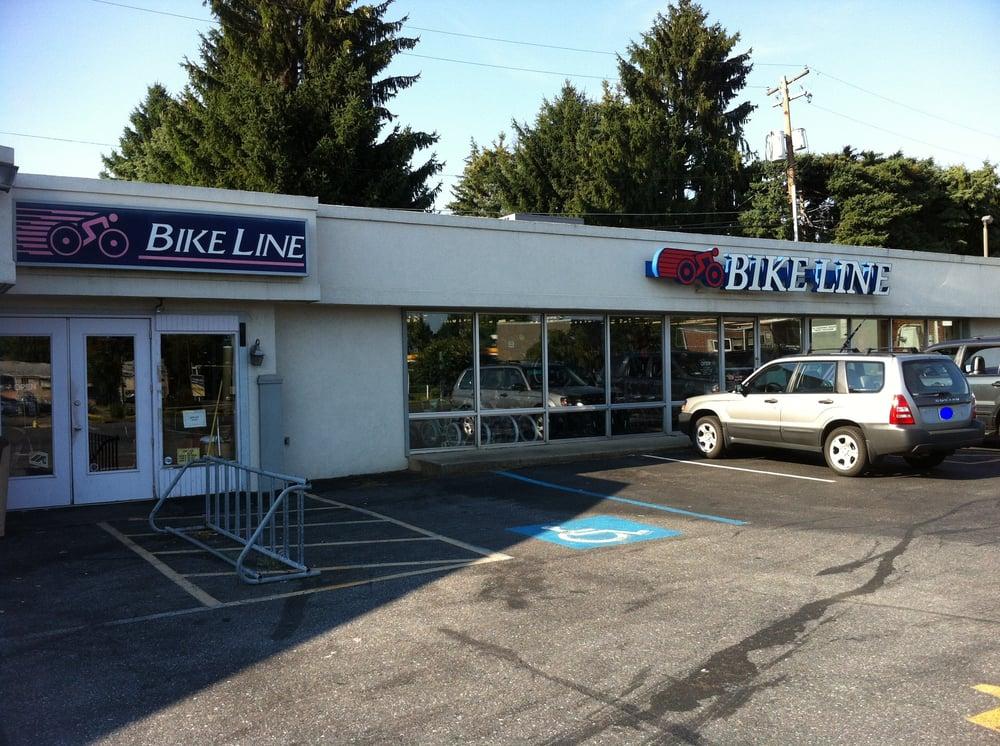 Bike Line: 2112 Schoenersville Rd, Bethlehem, PA