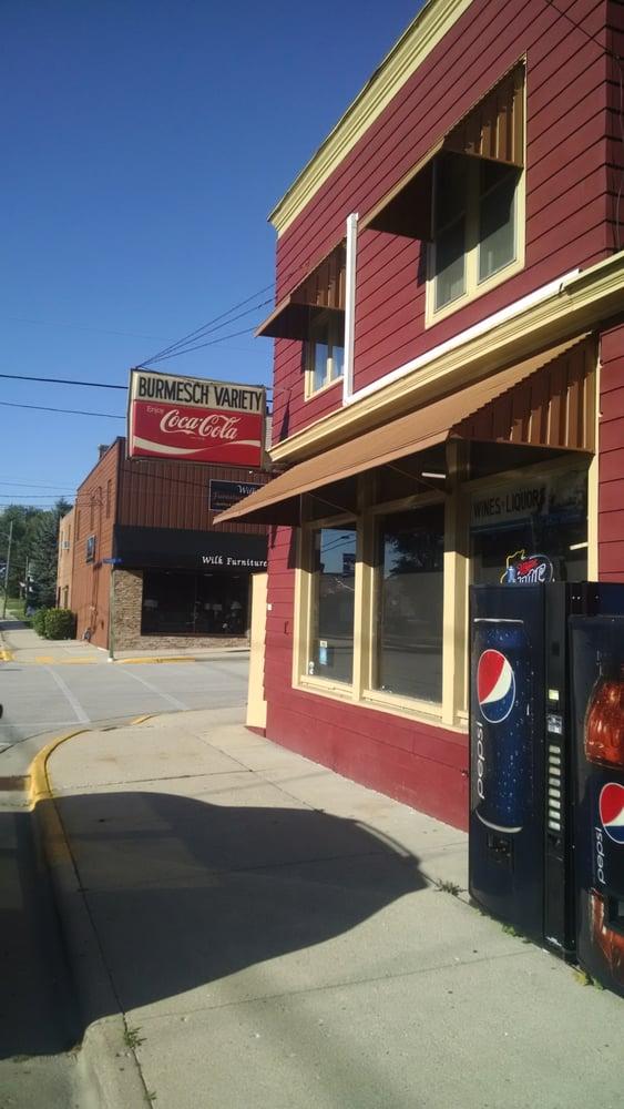 Burmesch Variety Store: 234 Carroll St, Random Lake, WI