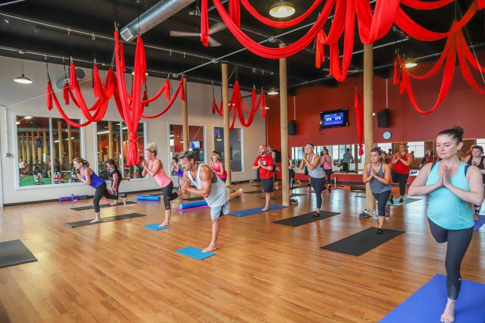 Social Spots from SLS Fitness