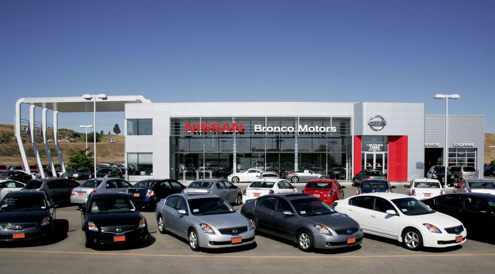 bronco motors nissan bilforhandlere 15885 idaho center
