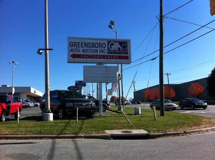 Car Dealerships In Greensboro Nc: Greensboro Auto Auction