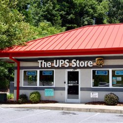 Photo Of The UPS Store   Asheville, NC, United States. Store Front.