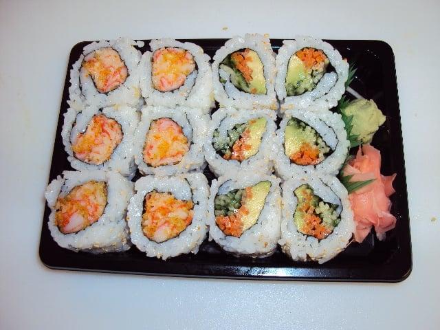 Food from Hazuki Kitchen