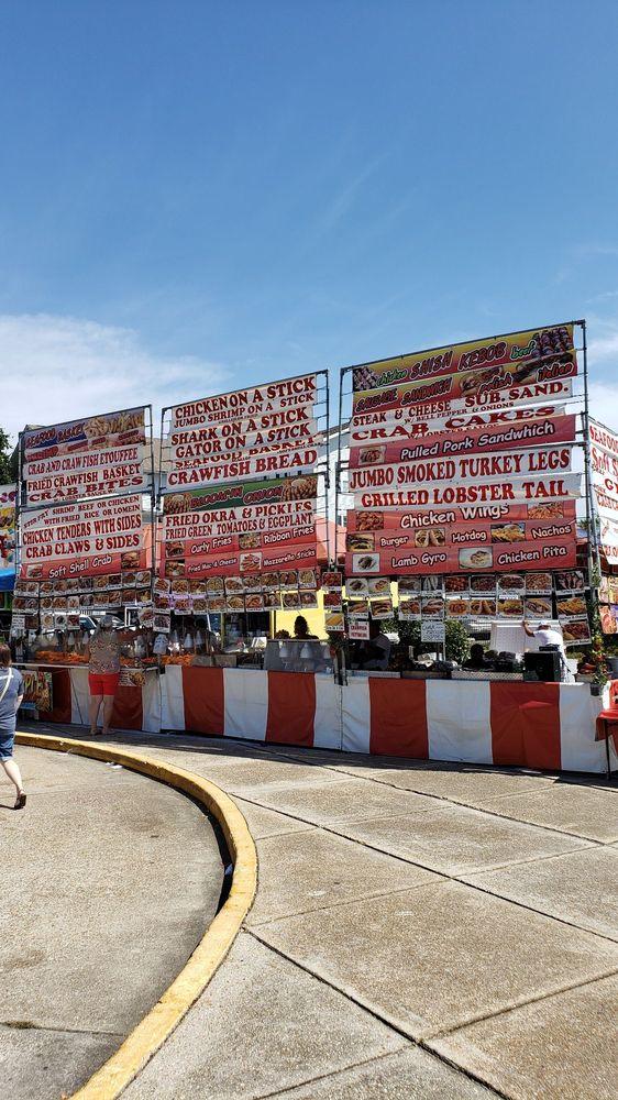 Annual Biloxi Seafood Festival - September