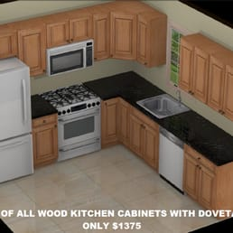 Photo Of Kraftway Kitchens   Paterson, NJ, United States. Buy 20ft Kitchen  Cabinets