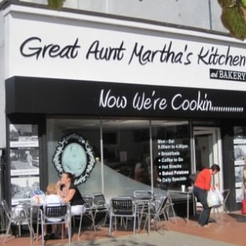 Great Aunt Martha S Kitchen And Bakery Closed Bakeries 2 Chapel Ln City Centre Belfast