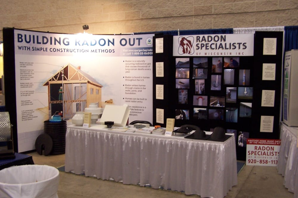 Radon Specialists of WI: 1072 Rock Ledge Ln, Neenah, WI