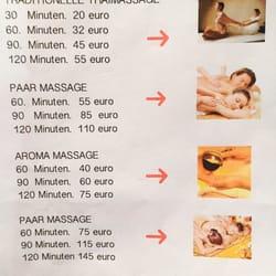 Thai massage sindorf