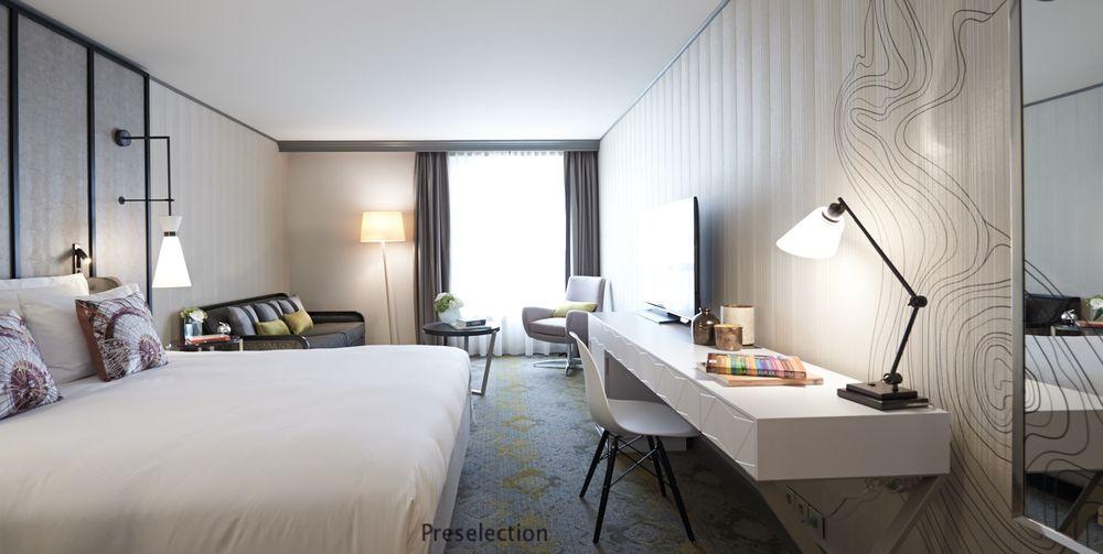 Renaissance paris la defense hotel 36 photos 21 for 60 jardin de valmy paris