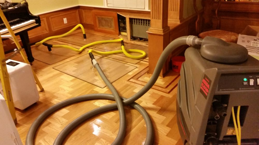 NYC Duct Water Mold Cleanup: 931 E 23rd St, Brooklyn, NY