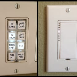 Total control home automation electricians thousand for Total home control