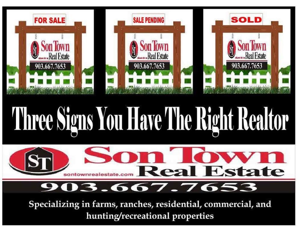 Son Town Real Estate: 1250 S Runnels St, De Kalb, TX
