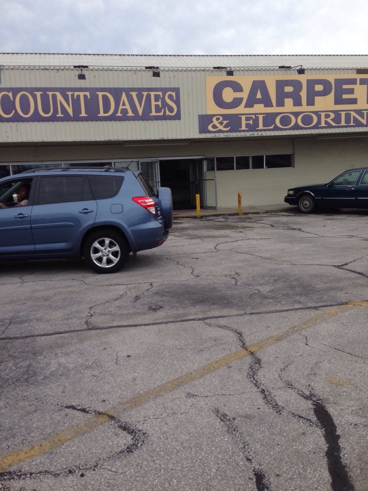 Discount Dave's Carpet and Flooring: 1854 N Glenstone Ave, Springfield, MO