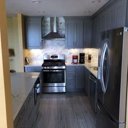 GBC Kitchen and Bathroom Remodeling Rockville - 14 Photos - Kitchen ...