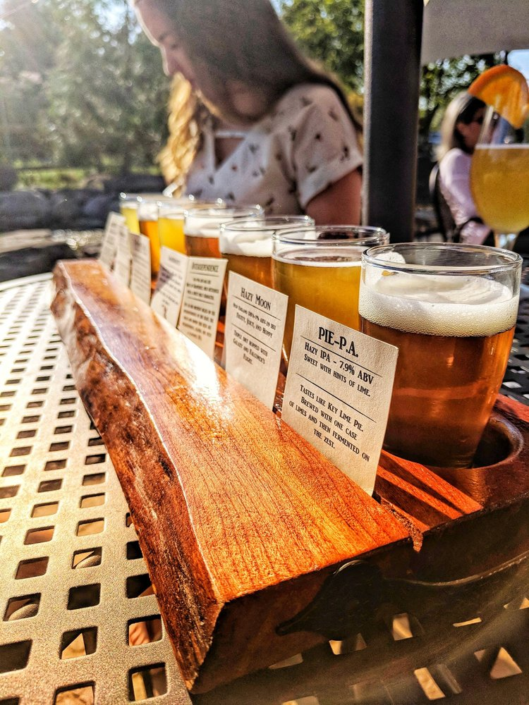 Brookeville Beer Farm: 20315 Georgia Ave, Brookeville, MD
