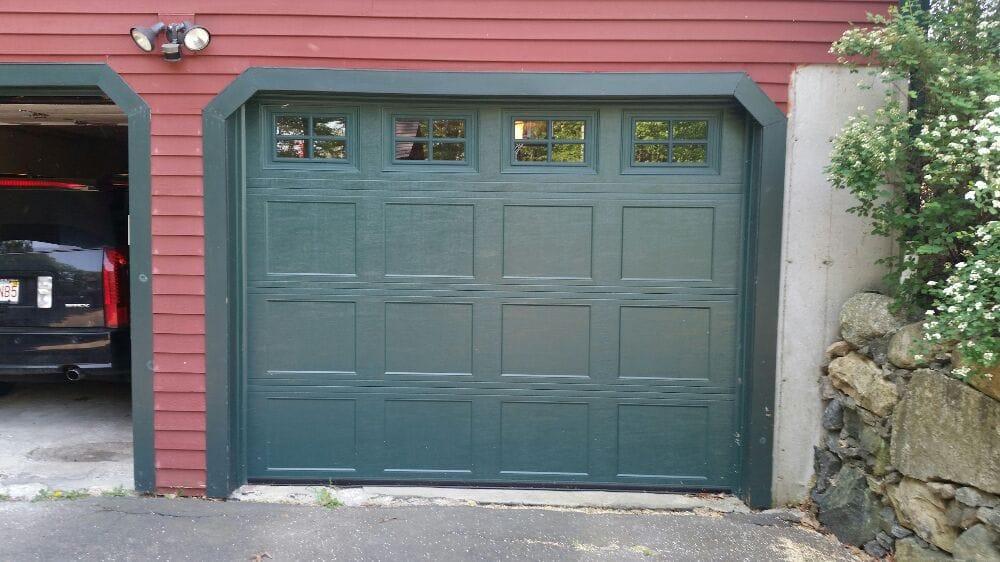 Photos for mccabe 39 s garage door yelp for 11 x 7 garage door