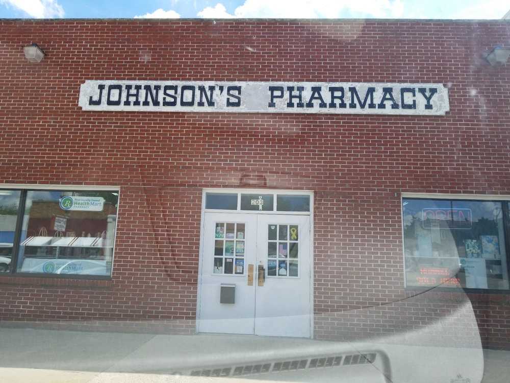 Johnson's Pharmacy: 203 E Saint Paul St, Spring Valley, IL
