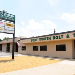 Fort Worth Bolt Amp Tool Building Supplies 500 S