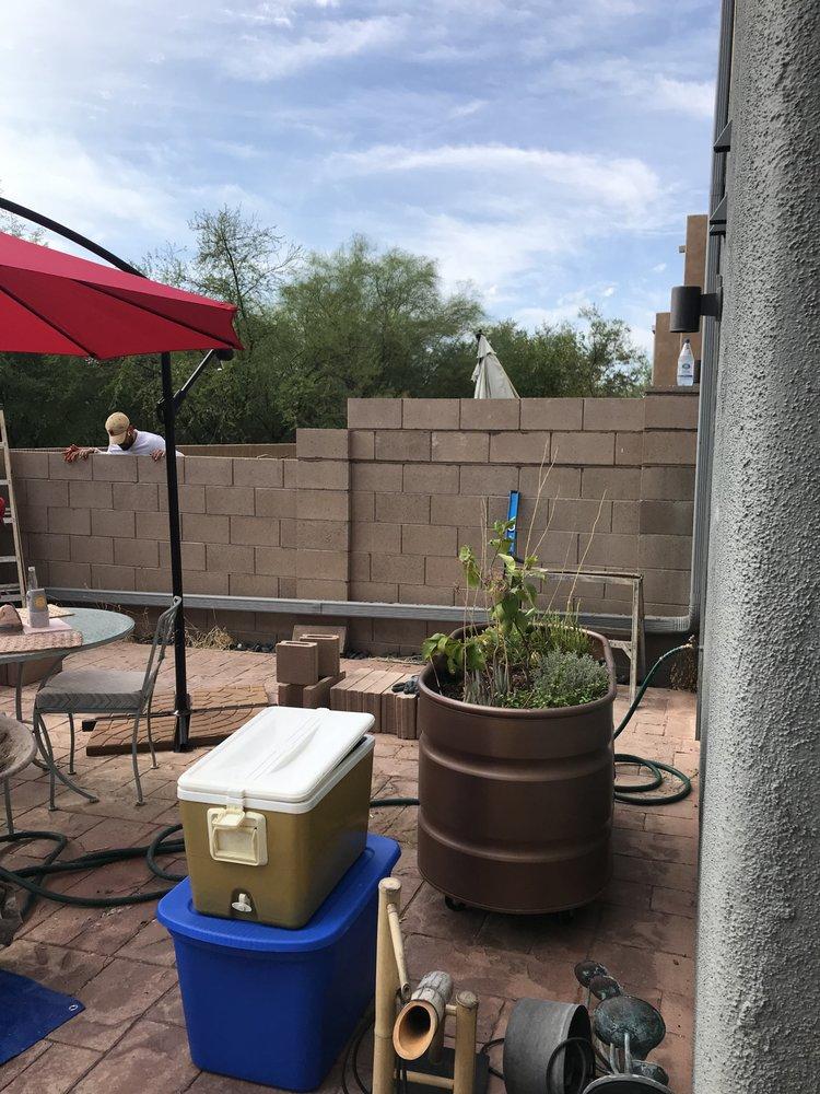 Pima Fence & Wall: 4273 E Frankfort Stra, Tucson, AZ