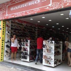 7521aaec8 Foto de Barreiros Calçados - Salvador - BA, Brasil. Fachada da Loja  Barreiro's Calçados