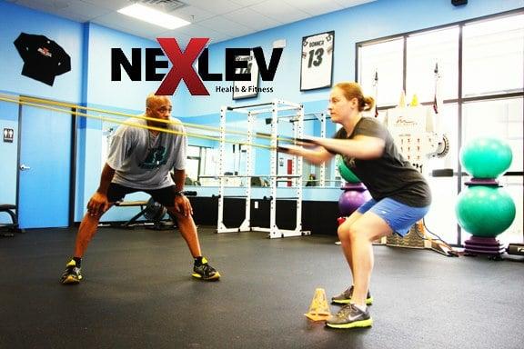 Nexlev Health & Fitness
