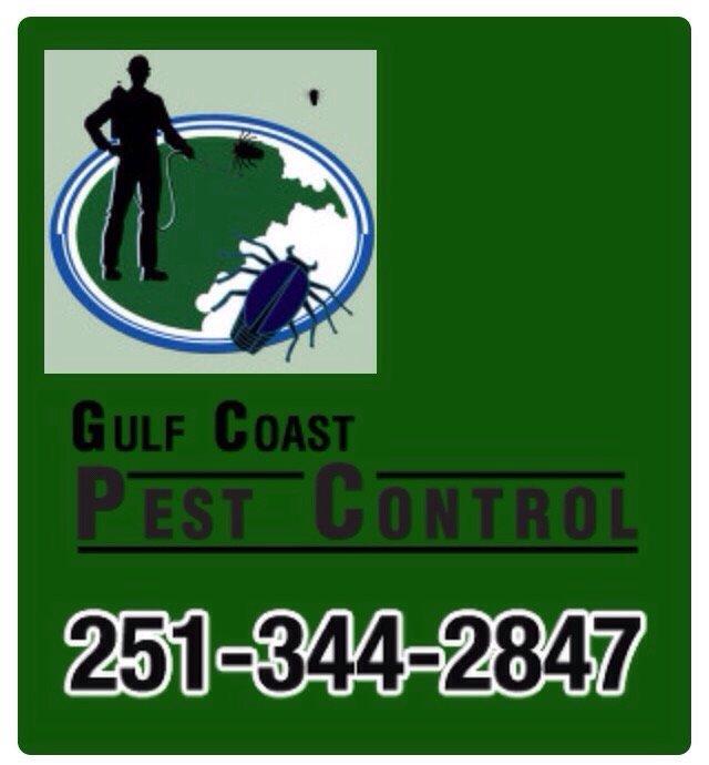 Gulf Coast Pest Control: 5210 Marietta Dr S, Mobile, AL