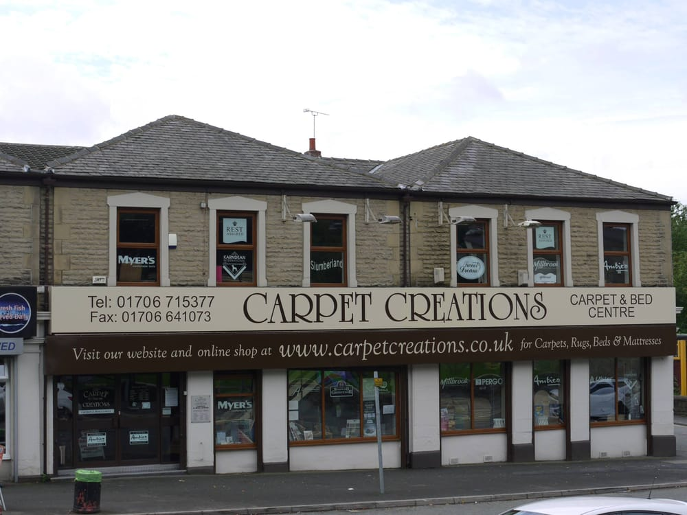 Carpet Creations - Request a Quote