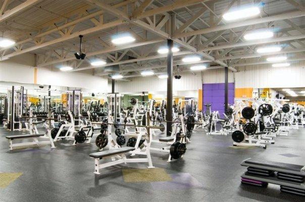 Aspen Athletic Clubs: 6103 SE 14th St, Des Moines, IA