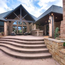Photo Of Q5 Custom Homes   Edmond, OK, United States. Custom Outdoor Living