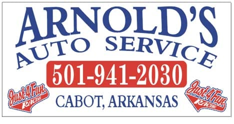 Arnold's Auto Svc Inc: 343 Arena Rd, Cabot, AR