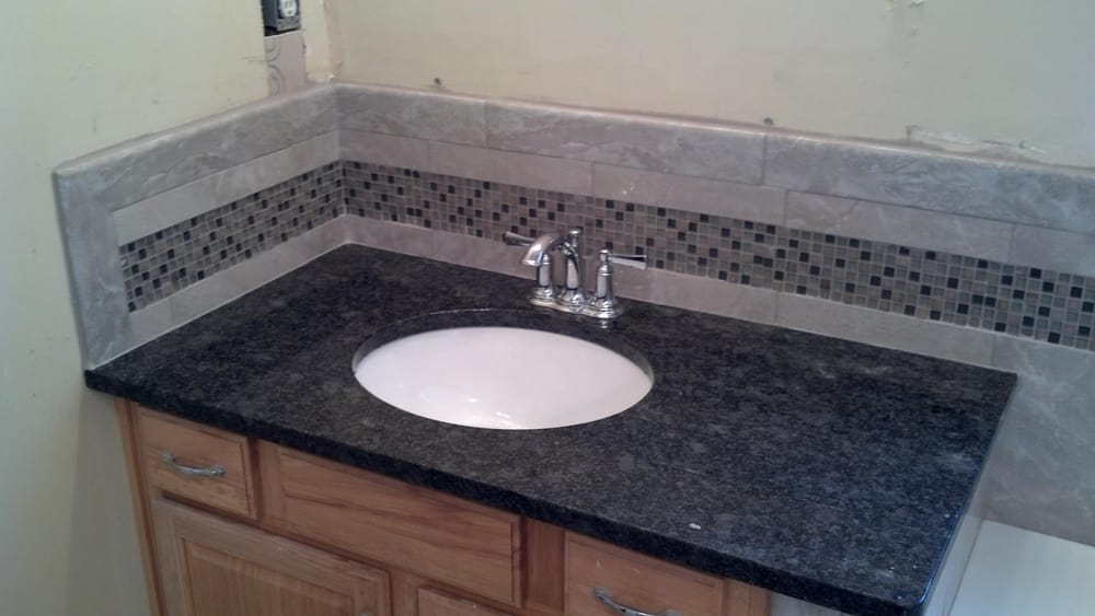 at home decor warner robins bathroom back splash piertra pearl tile artic blend 5 8 x 11902