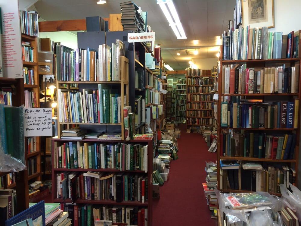 Catnap Books: 574 Main St, Cobleskill, NY