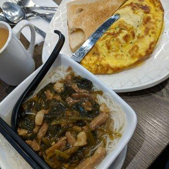 New City Cafe Markham Menu
