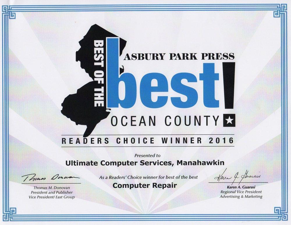 Ultimate Computer Services: 333 Nautilus Dr, Manahawkin, NJ