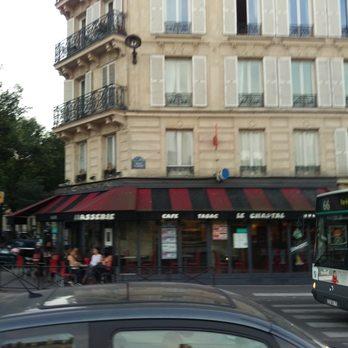 Cafe Le Chaptal Paris