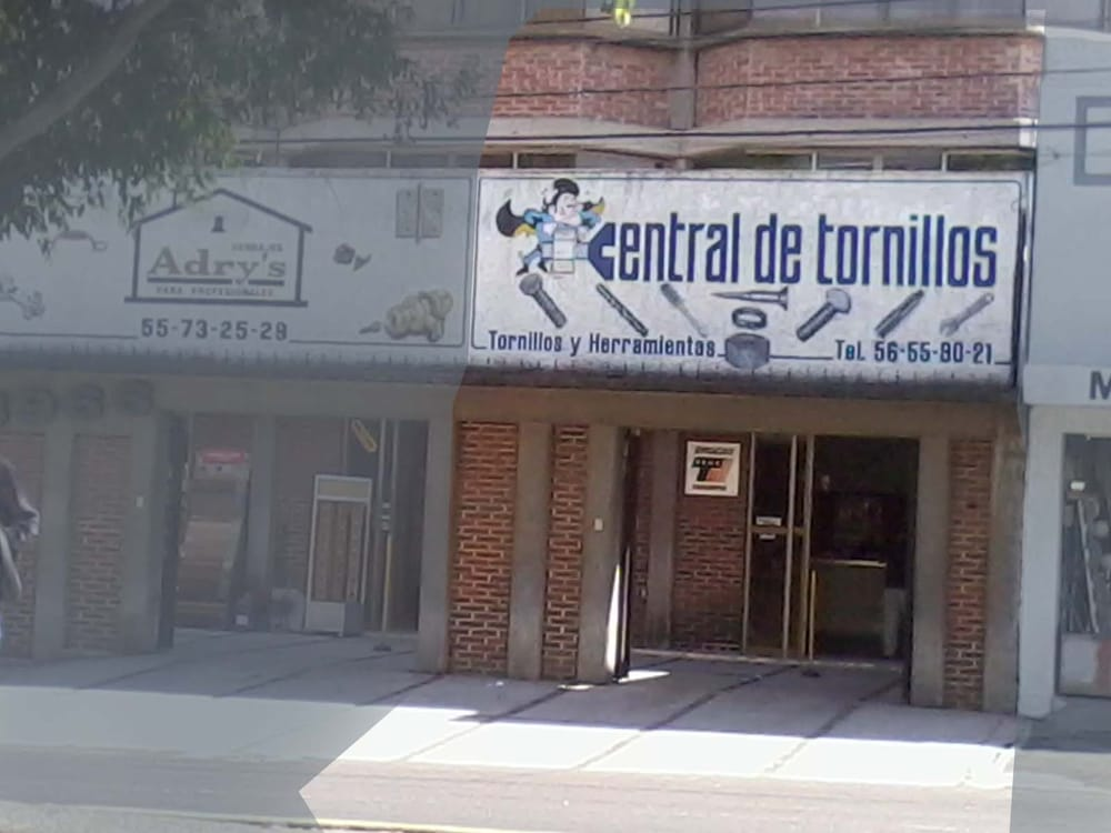 Central de tornillos ferreter as calz de tlalpan 4966 for Ferreteria cerca de mi ubicacion