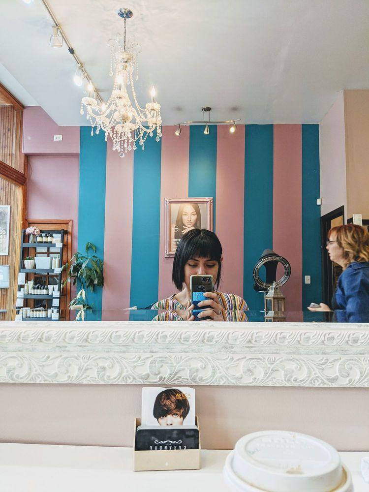 Casanova Salon: 2139 W Chicago Ave, Chicago, IL