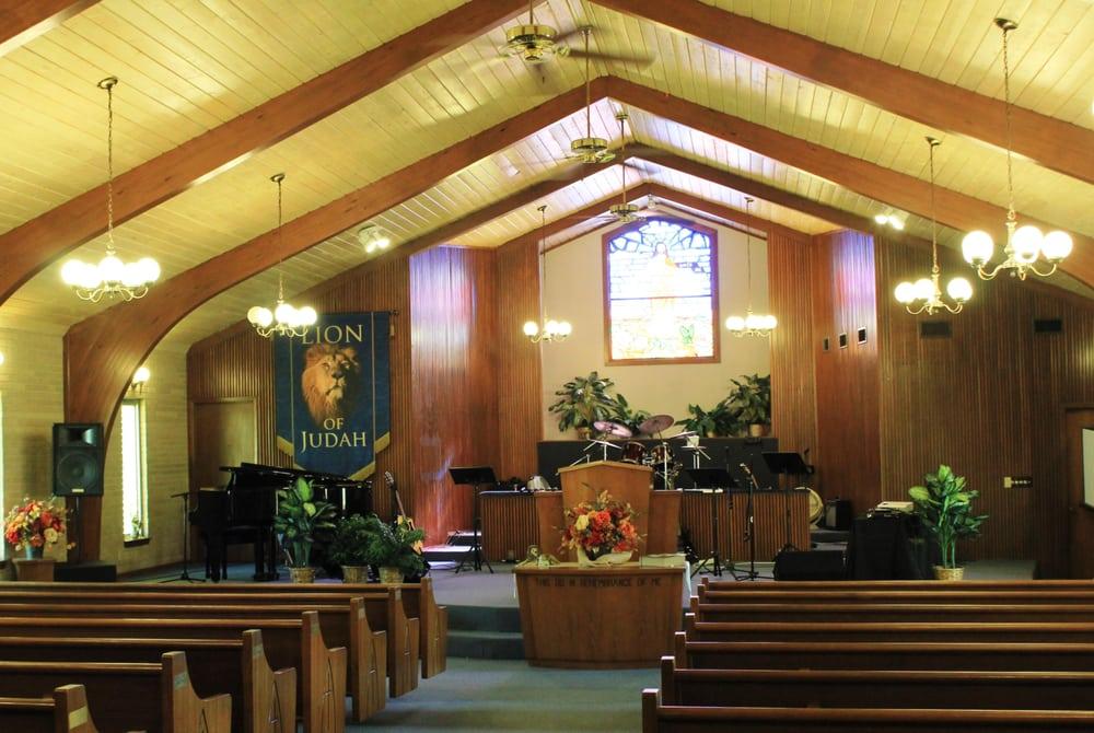 Grace Fellowship Church: 117 N Hwy 22-A Bob Little Rd, Panama City, FL