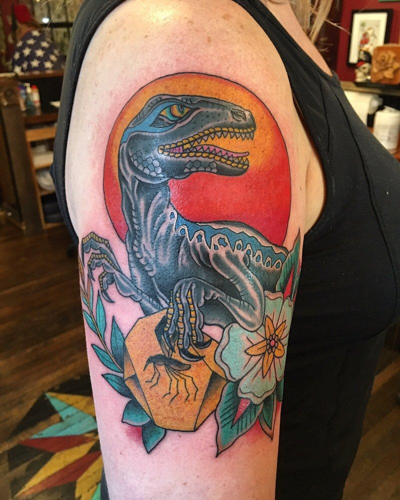 5a16f5a27 Photo of Alaska Street Tattoo Parlour - Seattle, WA, United States. The  beginning